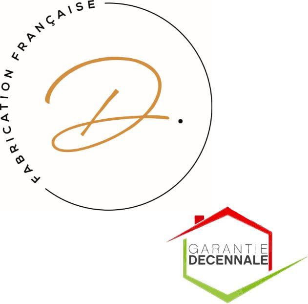 Logo Decopierre fabrication française