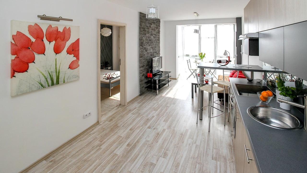 Rénover la cuisine de d'un appartement