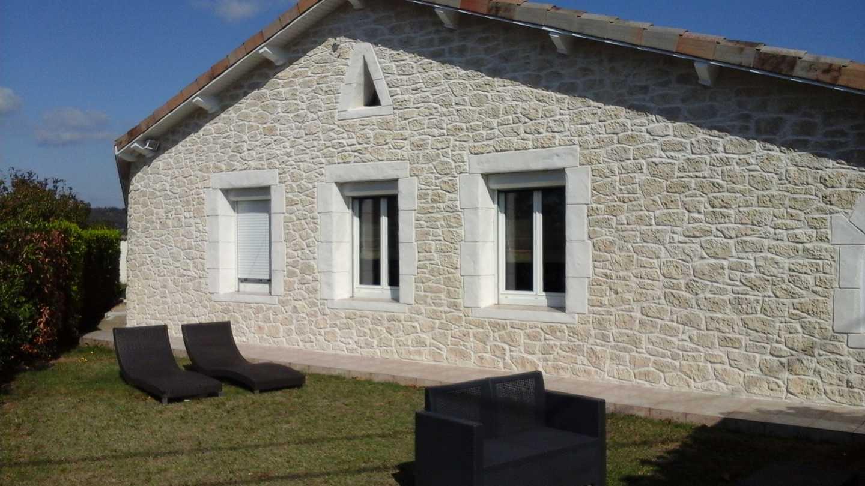 Ravalement de façade à Romans-Sur-Isère (26)